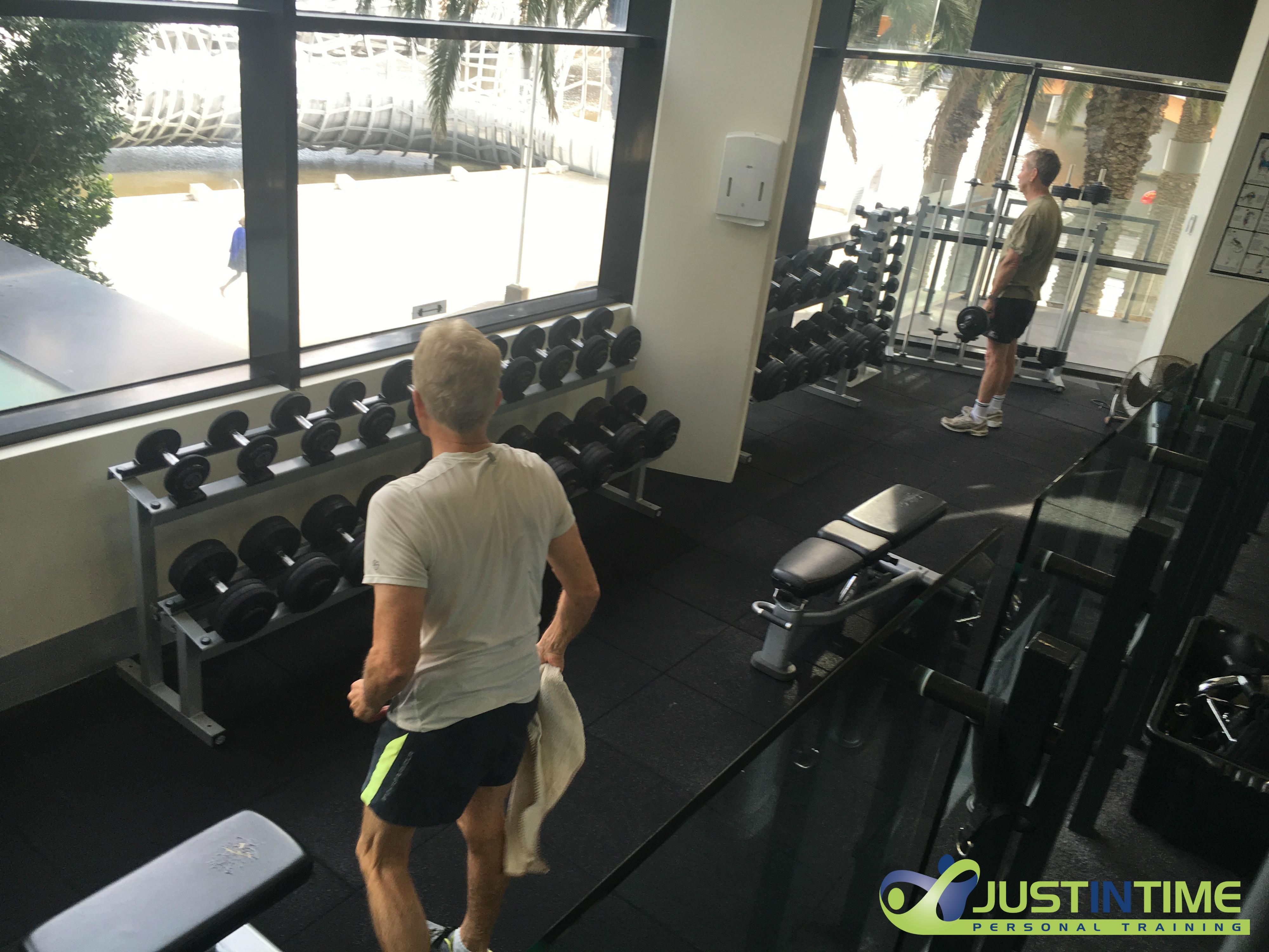 Yarra edge gym